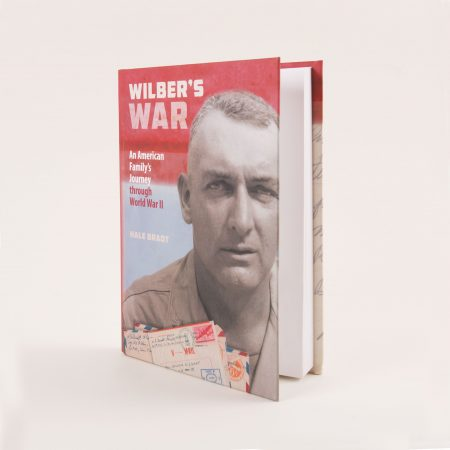 Wibers' Wars-An American Journey through World War 2-Front Cover